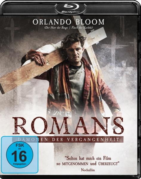 Romans - Dämonen der Vergangenheit (Blu-ray)