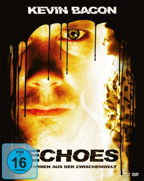 Echoes - Stimmen aus der Zwischenwelt (Mediabook B, Blu-ray + DVD)
