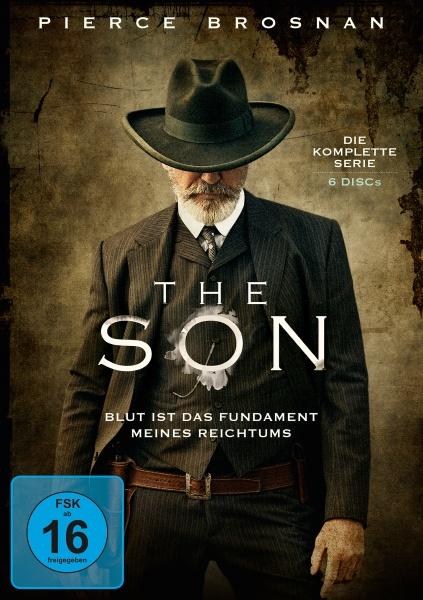 The Son - Staffel 1+2 Gesamtbox (6 DVDs)