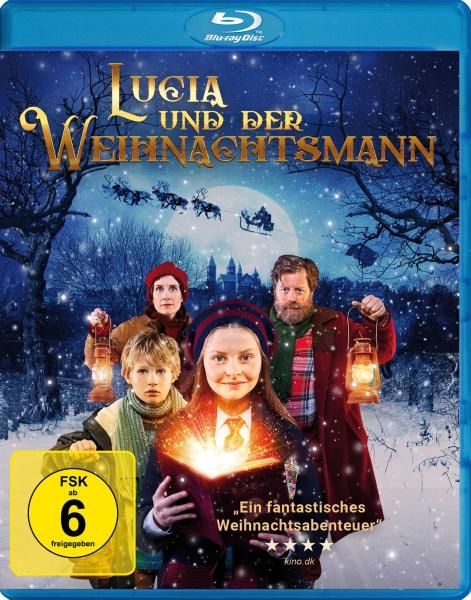 Lucia und der Weihnachtsmann (Blu-ray)