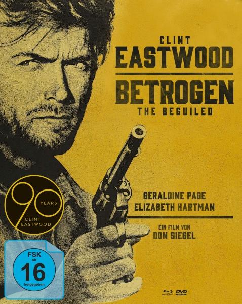 Betrogen (Mediabook, Blu-ray + 2 DVDs)