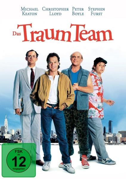 Das Traum-Team (DVD)