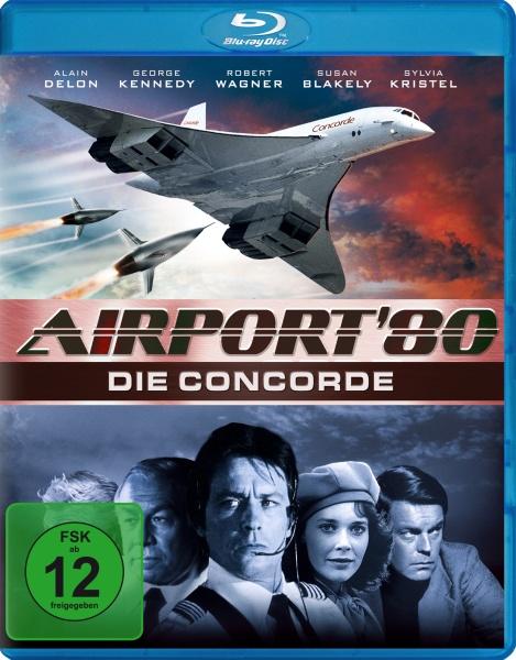 Airport '80 - Die Concorde (Blu-ray)