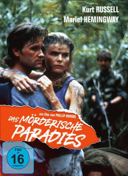 Das mörderische Paradies (Mediabook, Blu-ray + DVD)