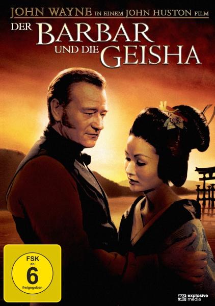 Der Barbar und die Geisha (DVD)