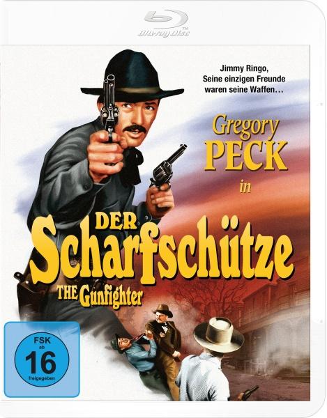 Der Scharfschütze (The Gunfighter) (Blu-ray)