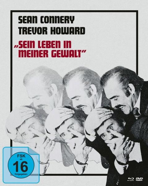 Sein Leben in meiner Gewalt (Mediabook, Blu-ray+DVD)