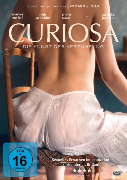 Curiosa - Die Kunst der Verführung (DVD)