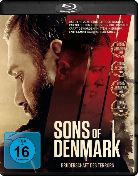 Sons of Denmark - Bruderschaft des Terrors (Blu-ray)