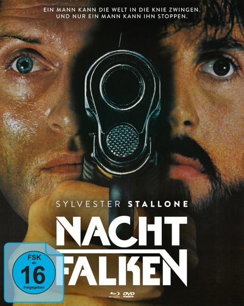Nachtfalken (Mediabook B, 1 Blu-ray + 2 DVDs)
