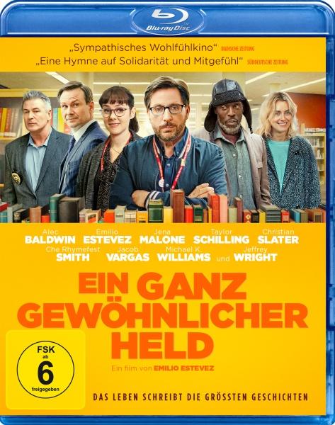 Ein ganz gewöhnlicher Held (Blu-ray)