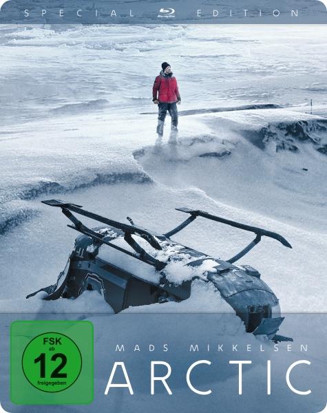 Arctic (Steelbook) (Blu-ray)
