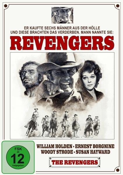 Revengers (The Revengers) (DVD)
