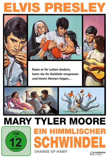 Elvis Presley: Ein Himmlischer Schwindel (Change of Habit) (DVD)