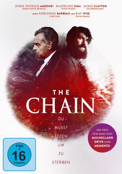 The Chain - Du musst Töten um zu Sterben (DVD)