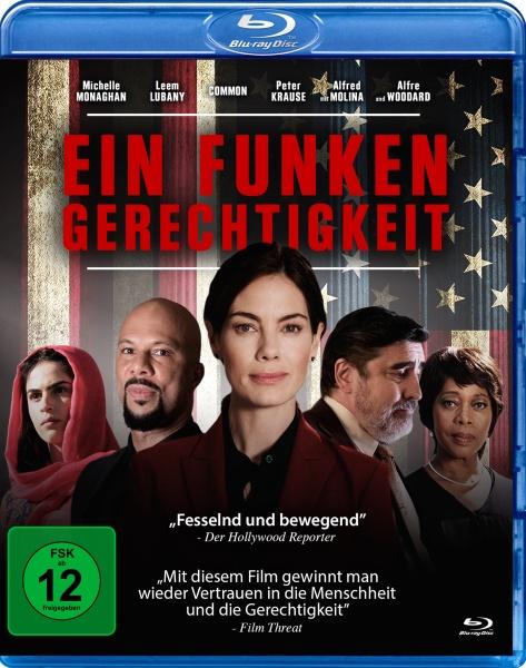Ein Funken Gerechtigkeit (Blu-ray)