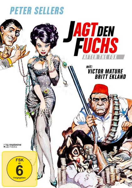 Jagt den Fuchs (After the Fox) (DVD)