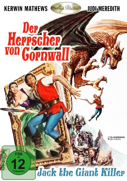 Der Herrscher von Cornwall (Jack the Giant Killer) (DVD)