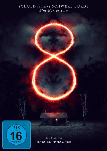 8 - Eine Horrorstory (DVD)