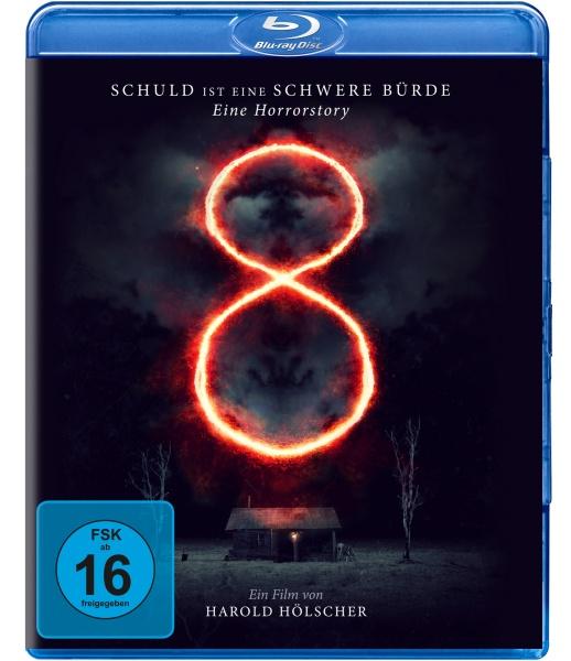 8 - Eine Horrorstory (Blu-ray)