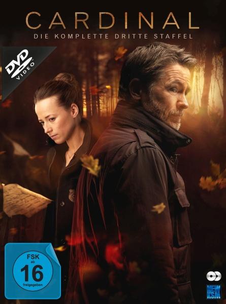 Cardinal - Die komplette dritte Staffel (2 DVDs)