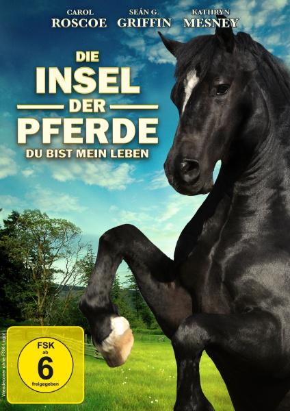 Die Insel der Pferde - Du bist mein Leben (DVD)
