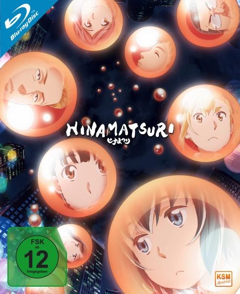 Hinamatsuri - Volume 1: Episode 01-04 (3 Blu-rays)