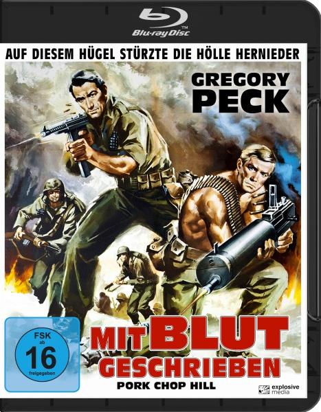 Mit Blut geschrieben (Pork Chop Hill) (Blu-ray)