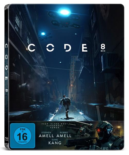 Code 8 (Steelbook) (Blu-ray)
