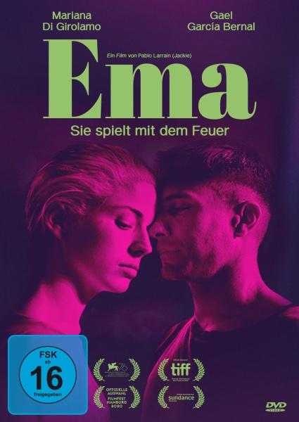 Ema - Sie spielt mit dem Feuer (DVD)