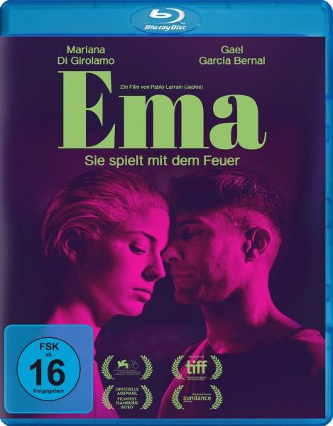 Ema - Sie spielt mit dem Feuer (Blu-ray)