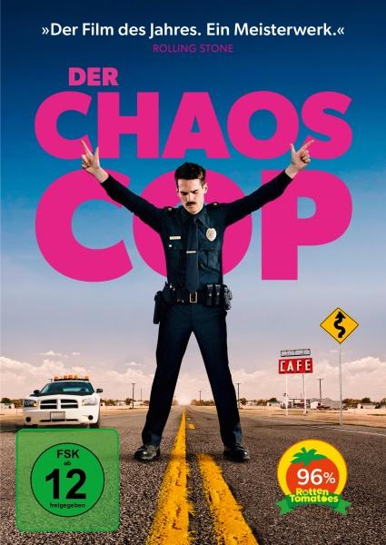 Der Chaos-Cop - Thunder Road (DVD)