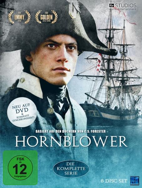Hornblower - Die komplette Serie (8 DVDs)
