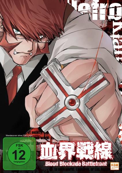 Blood Blockade Battlefront - Episode 10-12 (DVD)