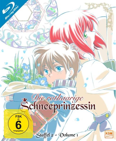Die rothaarige Schneeprinzessin - Staffel 2, Volume 1: Episode 01-04 (Blu-ray)
