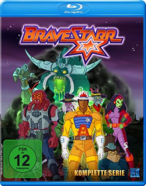 Bravestarr - Gesamtbox inkl. Legende (Blu-ray)