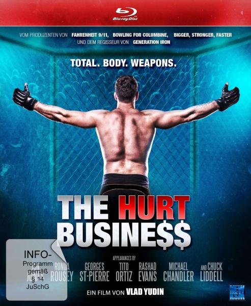 The Hurt Business (Blu-ray)