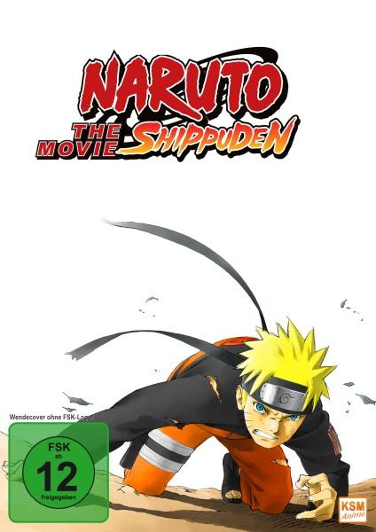 Naruto Shippuden - The Movie (DVD)