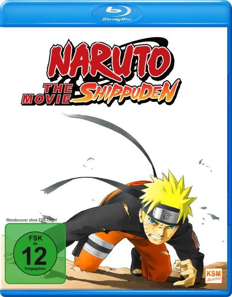 Naruto Shippuden - The Movie (Blu-ray)