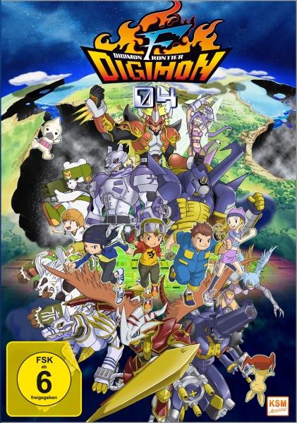 Digimon Frontier - Volume 1: Episode 01-17 (3 DVDs)
