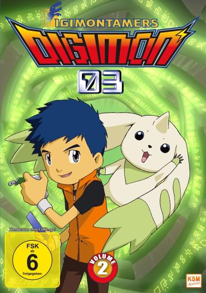 Digimon Tamers - Volume 2 - Episode 18-34 (3 DVDs)
