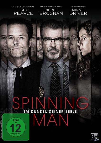 Spinning Man - Im Dunkel deiner Seele (DVD)