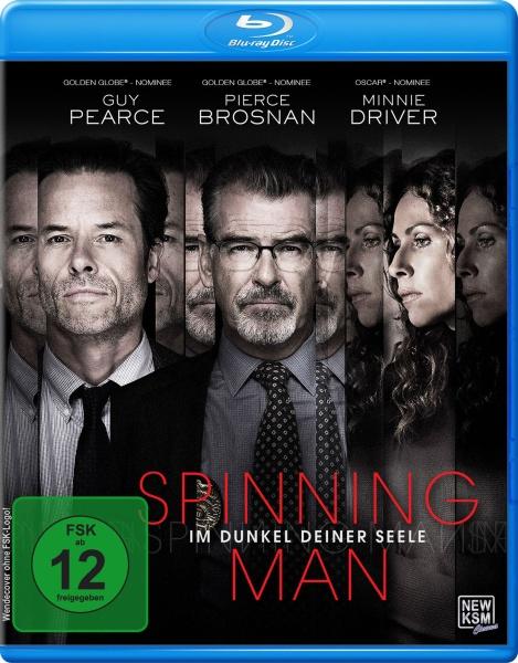 Spinning Man - Im Dunkel deiner Seele (Blu-ray)
