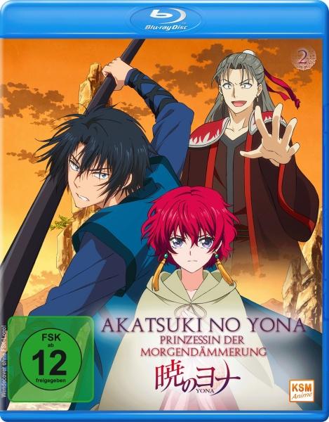 Akatsuki no Yona - Prinzessin der Morgendämmerung - Volume 2: Episode 06-10 (Blu-ray)