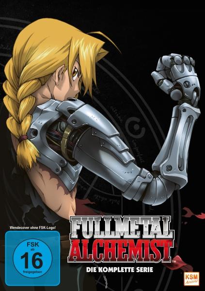 Fullmetal Alchemist - Special Edition: Folge 01-51 (10 DVDs)