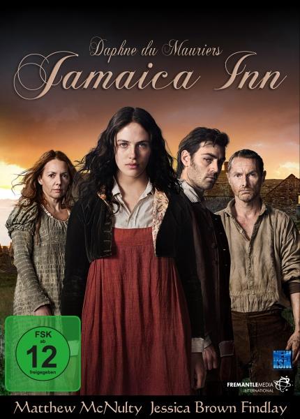 Jamaica Inn (3x 60 Min.) (DVD)
