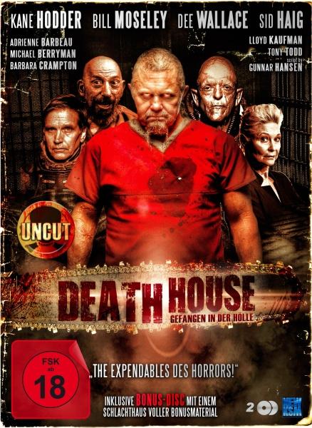 Death House - Gefangen in der Hölle (2 DVDs)