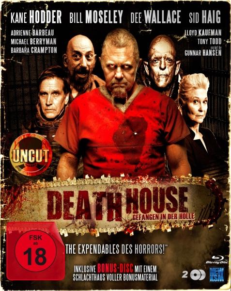 Death House - Gefangen in der Hölle (2 Blu-rays)