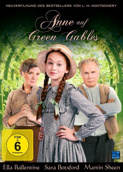 Anne auf Green Gables - Teil 1 (DVD)