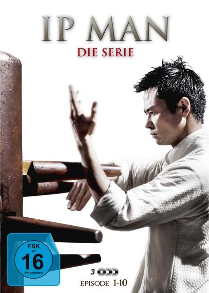 Ip Man - Die Serie - Folgen 1-10 (3 DVDs)